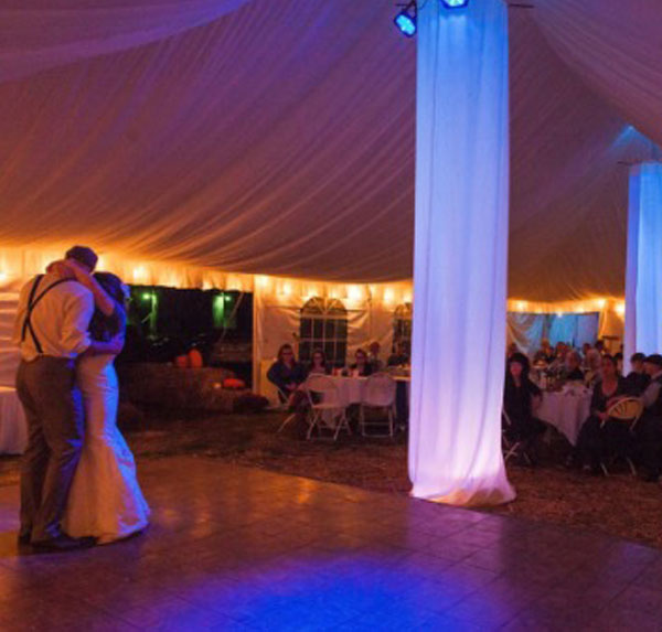 Evansville Wedding Dance Floor
