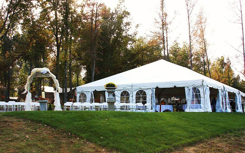 Outdoor Wedding Tent : outside wedding tents - memphite.com