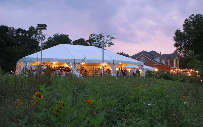 Tents and Party Rentals